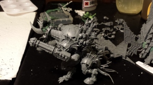 Forgefiend Sideview