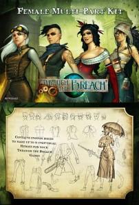 Multipart Breach Female