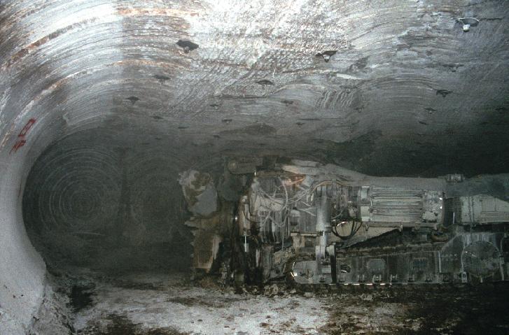 Trona Mine